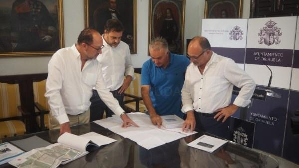 El Ayuntamiento realizará inversiones en diferentes pedanías por valor de unos 800.000 euros