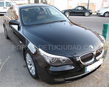 BMW 525 D automático steptronic iva deducible