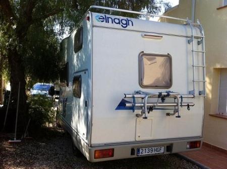 Venta :Autocaravana Fiat Elnagh Marlin 58