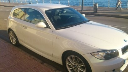 OPORTUNIDAD!!!  SE VENDE BMW 118I . SEMINUEVO. IMPECABLE.
