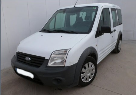 FORD TRANSIT CONNECT KOMBI 1.8 TDCI 90CV BASE 210 S