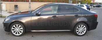 Lexus IS220 D Luxury, diésel, 177cv.