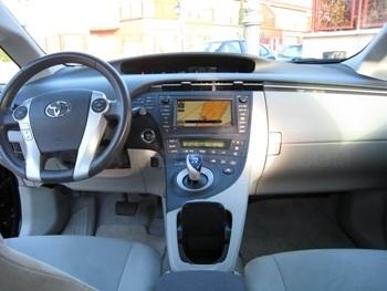 Toyota Prius 1.8 HSD Advance Hibrido automatico GPS y techo electrico