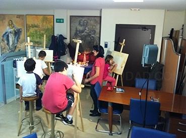Clases de dibujo y pintura en Badajoz
