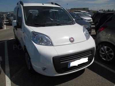 Fiat Fiorino QUBO combi 1.3 Multijet DYNAMIC 75cv.
