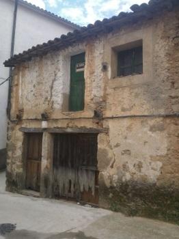 Vendo casa de pueblo para rehabilitar