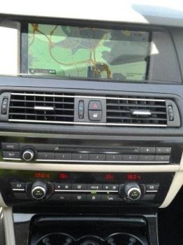 BMW 525 d automatico, 204cv. Cambio automatico steptronic