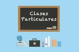 Clases particulares de ESO y Bachillerato (especialidad en matemáticas e inglés)