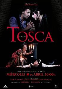 Tosca de Puccini (Opera en directo)