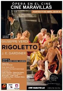 Opera Rigoletto Teruel
