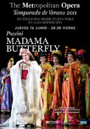 ÓPERA MADAMA BUTTERFLY HD