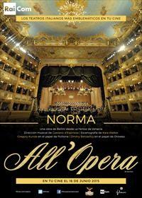 Ópera: Norma (desde La Fenice de Venecia)