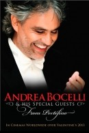 Concierto: Andrea Bocelli and his Special Guests