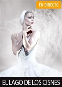 Ballet en directo: El lago de los cisnes