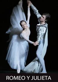 Ballet: Romeo y Julieta
