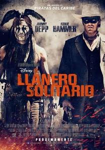 El Llanero Solitario.