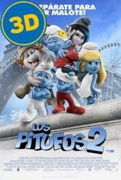 Los pitufos 2 3D
