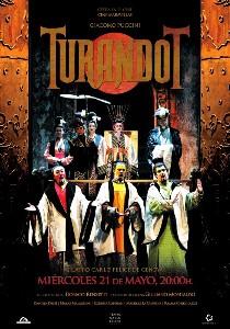 TURANDOT - Ópera Puccini