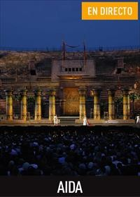 Ópera en directo: Aida