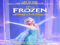 Frozen, Sing a long