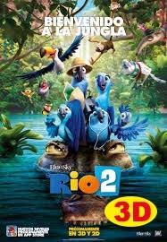 Rio 2 (DIGITAL 3D)