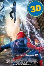 The Amazing Spider-Man 2: El poder de Electro 3D