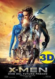 X-Men: Días del futuro pasado (DIGITAL 3D)