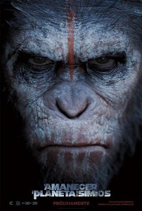 El amanecer del planeta de los simios