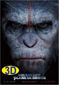 El amanecer del planeta de los simios (DIGITAL 3D)
