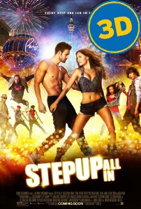 Step Up: All In 3D