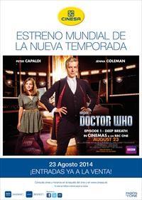 Doctor Who: Temporada 8, Episodio 1 (Deep Breath)