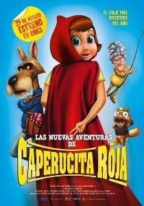Las nuevas aventuras de Caperucita Roja