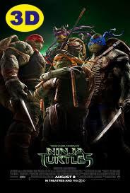 Ninja Turtles (Las Tortugas Ninja) - DIGITAL 3D
