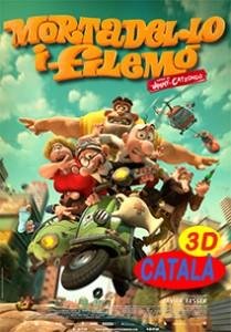 Mortadel·lo i Filemó contra en Jimmy el Catxondo (DIGITAL 3D en CATALÀ)