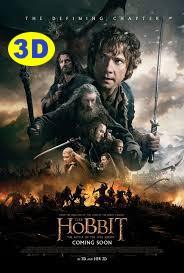 El Hoobit: la batalla de los cinco ejercitos (3D)