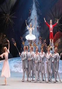 El cascanueces – Ballet live Bolshoi 15–16