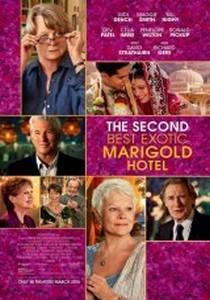 El nuevo exótico Hotel Marigold VOS