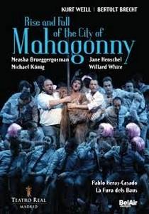 Opera Directo: ROH Ascenso y .. de Mahagonny