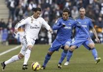 Fútbol LFP: Real Madrid - Getafe