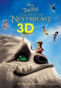 Campanilla y la leyenda de la bestia 3D