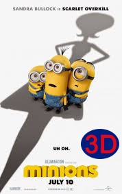 Los Minions (DIGITAL 3D)