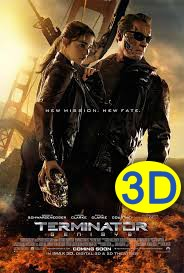 Terminator Génesis DIGITAL 3D
