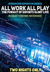 All work all play: The pursuit of eSports glory li