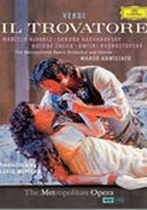 El trovador - Opera MET 15-16