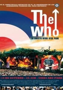 THE WHO: LIVE EN HYDE PARK