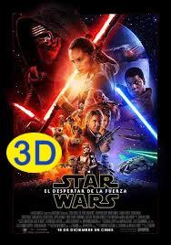 Star Wars: El despertar de la Fuerza (DIGITAL 3D)
