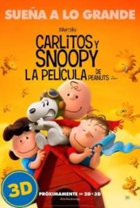 Carlitos y Snoopy: La película de Peanuts 3D