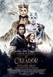 Las crónicas de Blancanieves: El cazador y la reina del hielo.