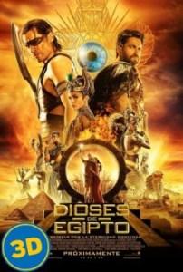 Dioses de Egipto.3D