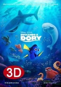 Buscando a Dory (DIGITAL 3D)
